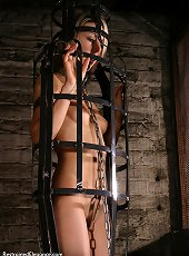 Restrained Elegance starring Bdsm Dungeon and Ca..